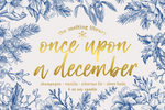 Once Upon A December Candle
