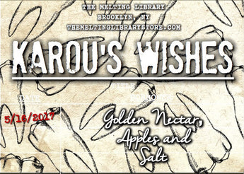 Karou's Wishes - A Daughter of Smoke and Bone Inspired Candle