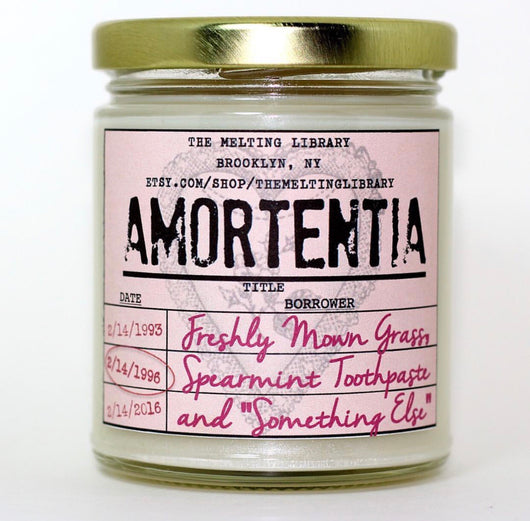 Amortentia - Harry Potter Inspired Candle