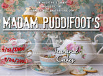 Madam Puddifoot's - Harry Potter Inspired Candle