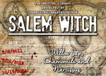 Salem Witch - A Discovery of Witches Inspired Candle