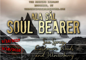 Ala Sal Soul Bearer - Sky in the Deep Inspired Candle