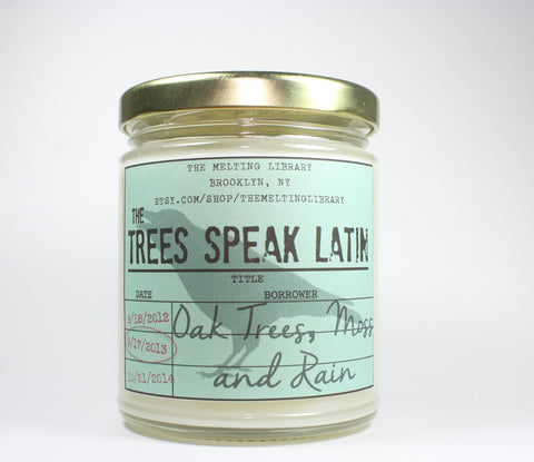 The Trees Speak Latin (OLD LABEL)