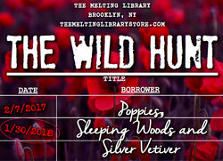 The Wild Hunt - Wintersong/Shadowsong Candle