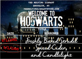 Welcome to Hogwarts