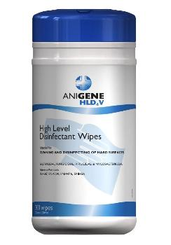 ANIGENE HLD4V Surface Disinfectant Wipe - Large