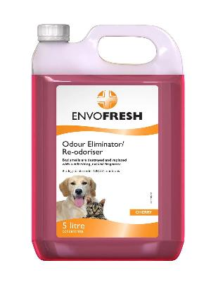 ENVOFRESH Odour Eliminator - Cherry