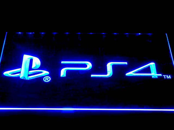 Playstation 4 Led Sign My Trendy Bay