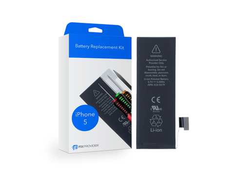 iPhone 5 Battery Replacement Kit - FixProvider