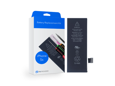 iPhone 5s Battery Replacement Kit - FixProvider