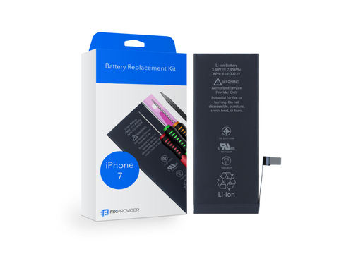 iPhone 7 Battery Replacement Kit - FixProvider