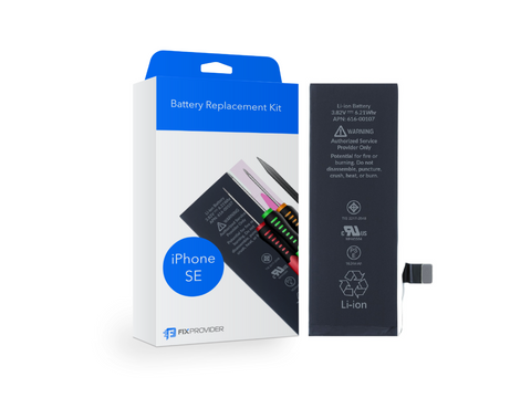 iPhone SE Battery Replacement Kit - FixProvider