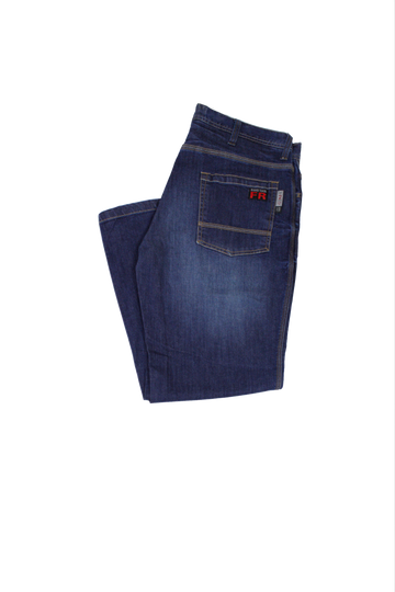 Rugged Trade X Wolverine FR Stretch Denim Dark