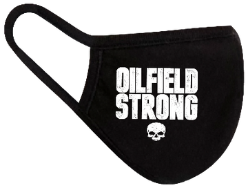 Rugged Trade Oilfield Mask - Dual layered - Re-Usable - USA Made