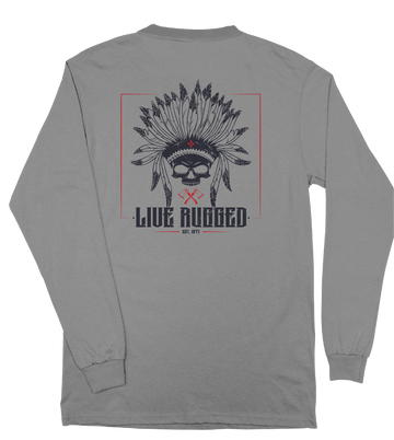 "Rugged Trade FR ""Life Blood"" T-Shirt"