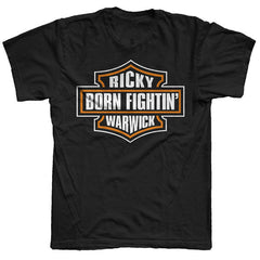 Born Fighting Tour T-Shirt