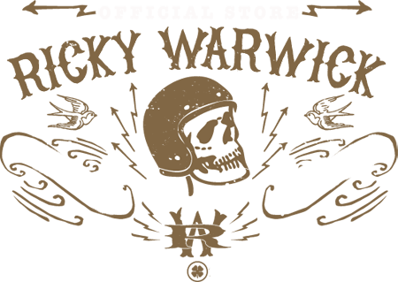 Ricky Warwick Official Store logo