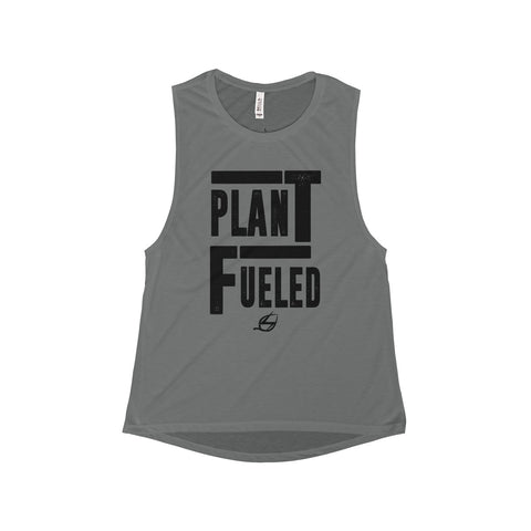 Plant Fueled - Women's Muscle Tank