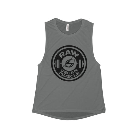 Raw Vegan Muscle - Women's Muscle Tank
