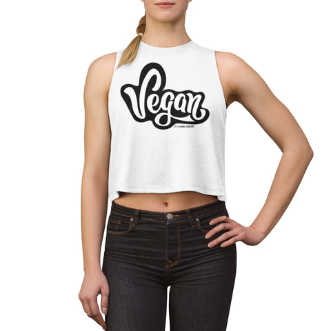 Vegan - Women's Crop top