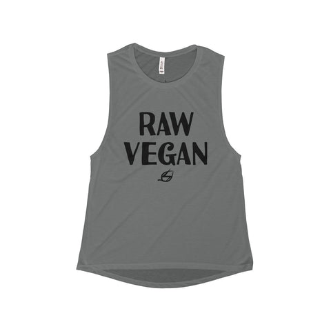 Raw Vegan - Women's Muscle Tank