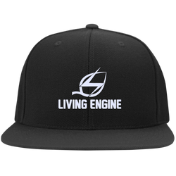Living Engine Flexfit Cap