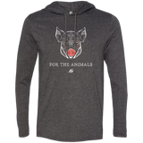 Pig - For The Animals - LS Hoodie W