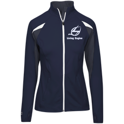 Living Engine Ladies' Performance Warm-Up Jacket