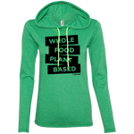 Whole Food Plant Based - Women's LS Hoodie