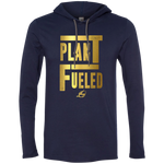 Plant Fueled - LS Hoodie Gold