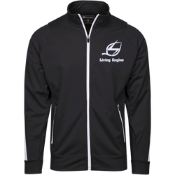 Living Engine Holloway Colorblock Warm-Up Jacket