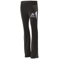 Living Engine Ladies' Performance Warm-Up Pants
