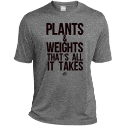 Plants & Weights - Dri-Fit T-Shirt