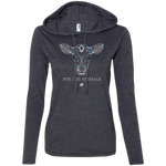 Calf - For The Animals - Ladies' T-Shirt Hoodie