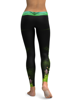 Plant Fueled - Leggings