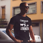 Compassion Is A Strength - Men's T-Shirt