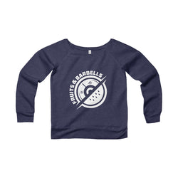 Fruits & Barbells 2.0 - Women's Wide Neck Sweatshirt