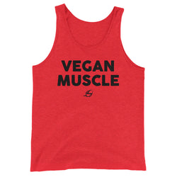 Vegan Muscle - Tank Top