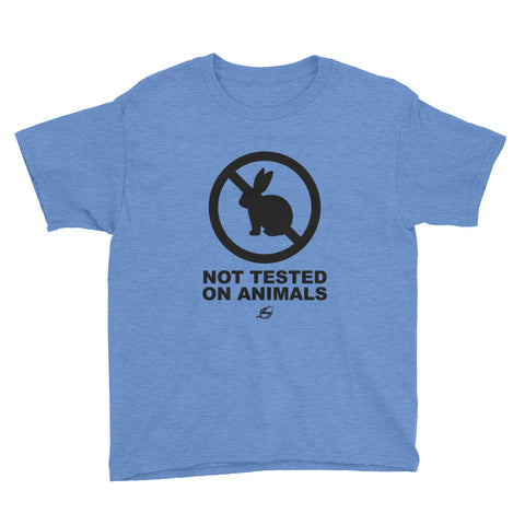 Not Tested On Animals - Youth T-Shirt