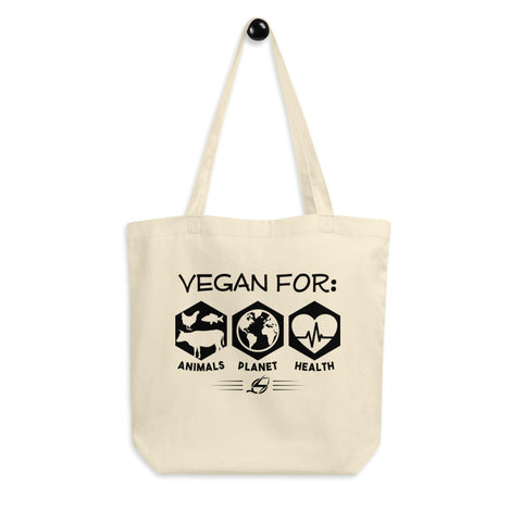 Vegan For Everything - Eco Tote Bag