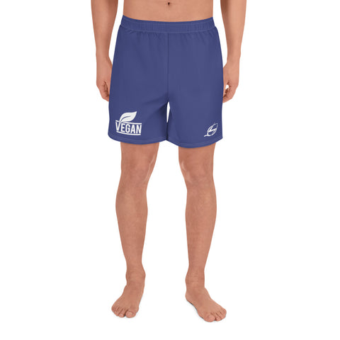 Vegan - Men's Athletic Shorts