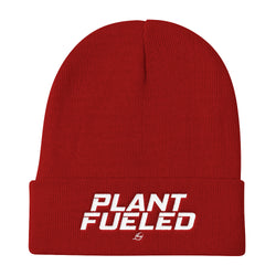 Plant Fueled - Knit Beanie