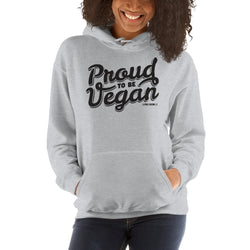 Proud To Be Vegan - Women's Hoodie