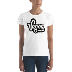 Vegan - Women's t-shirt
