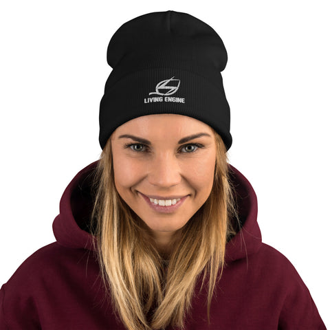 Living Engine - Knit Beanie