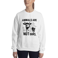 Animals Are Not Ours - Women's Sweatshirt