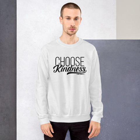 Choose Kindness - Men's Sweatshirt