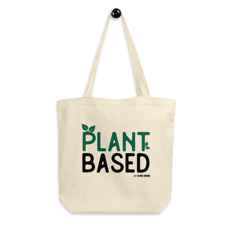 Plant Based - Eco Tote Bag