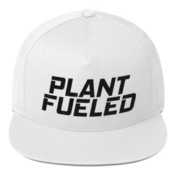 Plant Fueled - Flat Bill Cap