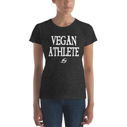 Vegan Athlete - Women's t-shirt